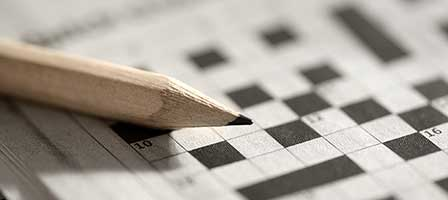 Accounting Terms Crossword Puzzle Challenge | Balance Tax