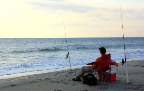 Tybee island cottages georgia vacation rental cottages for Tybee island fishing report